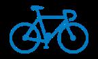 blue bike sm logo